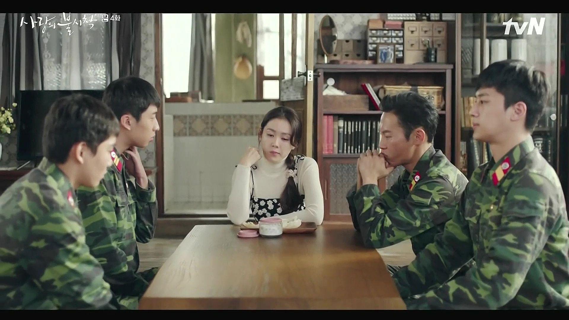 Crash Landing on You Captain Ri Jeong-hyeok, Yoon Se-ri, Eun-dong, Ju-meok, Pyo, Park, Company Five