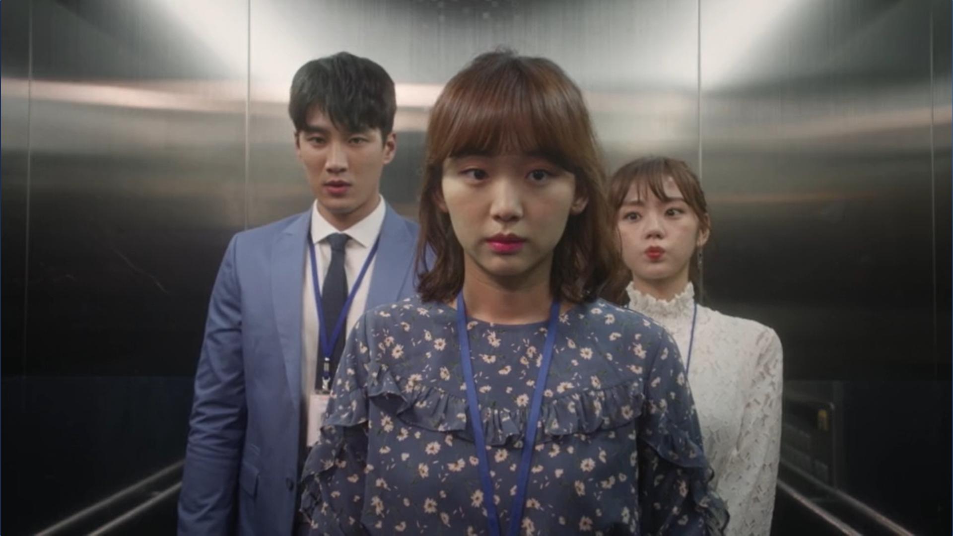 Wednesday 3:30 PM Seon Eun-woo seeing Baek Seung-gyu and Kim Hye-won holding hands