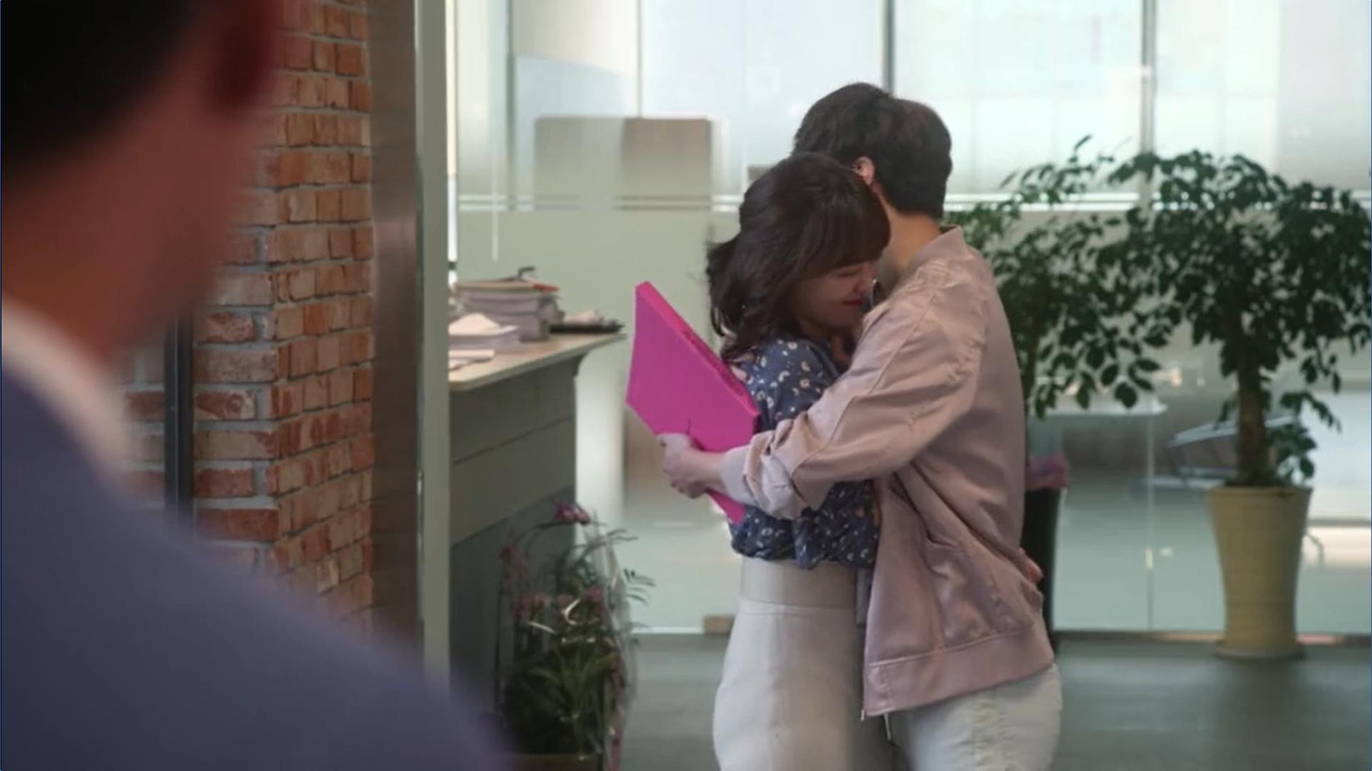 Wednesday 3:30 PM Seon Eun-woo and Yoon Jae-won acting as a couple