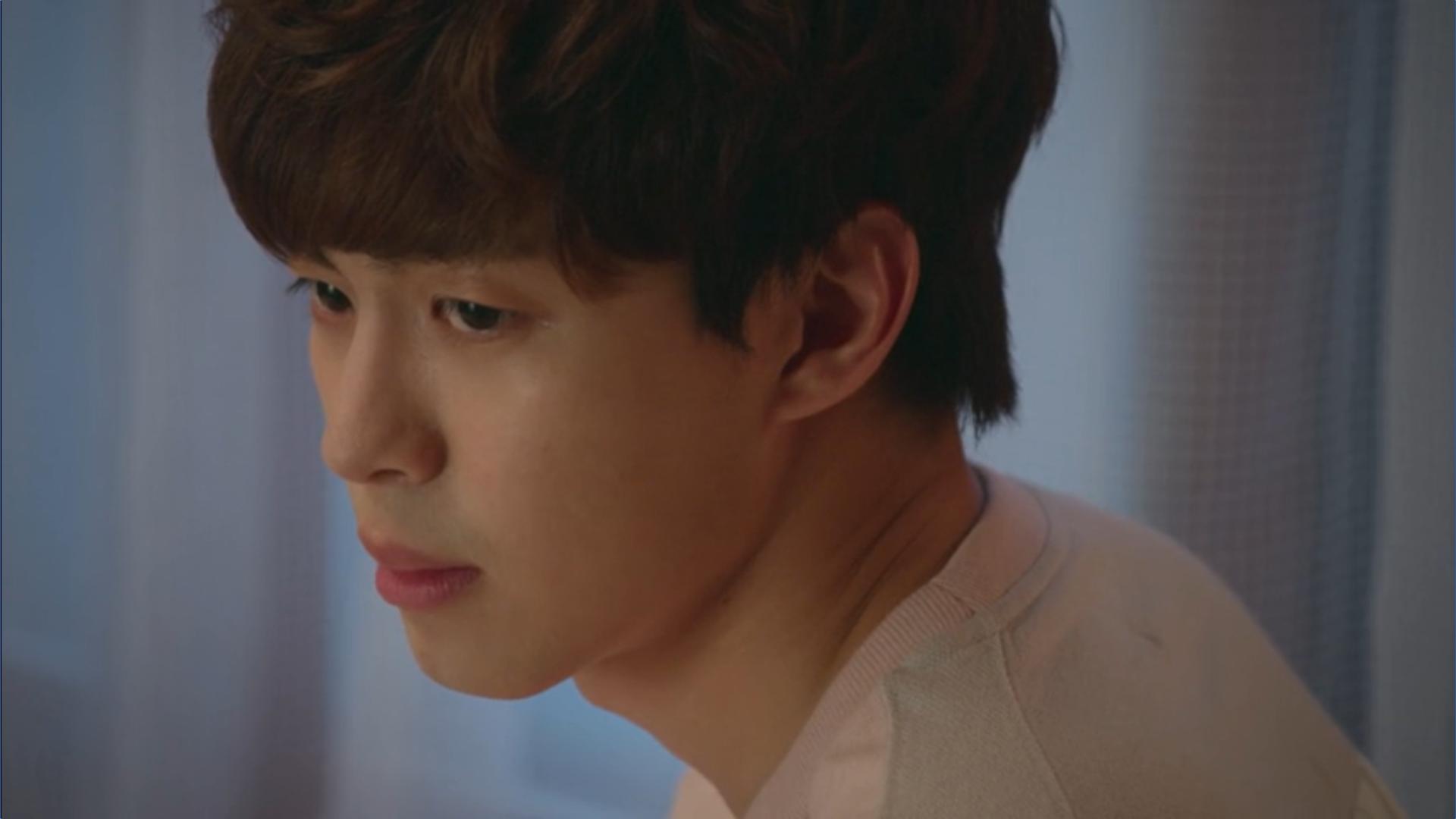 Wednesday 3:30 PM Yoon Jae-won sad for Seon Eun-woo