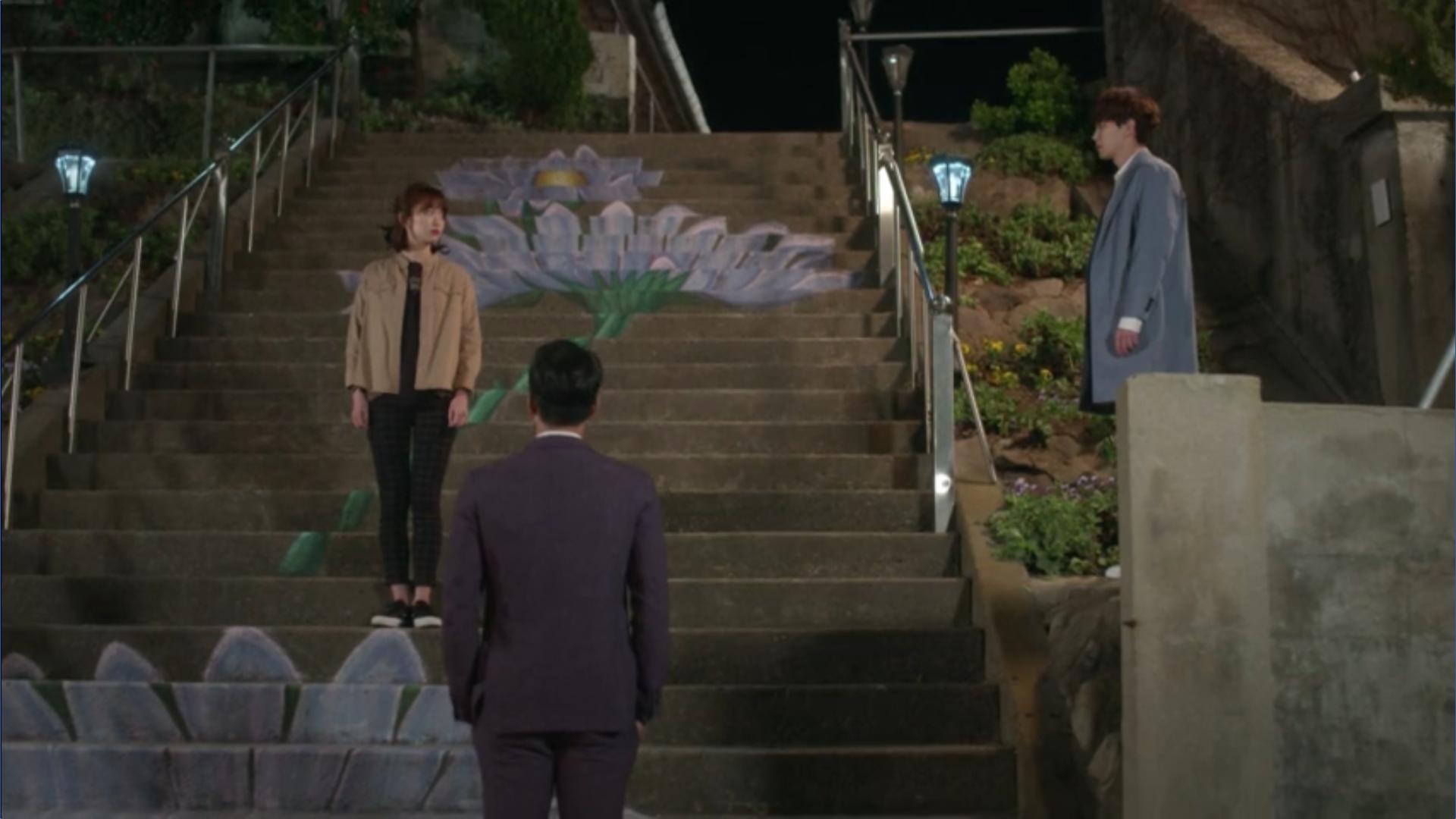 Wednesday 3:30 PM Yoon Jae-won, Seon Eun-woo, and Baek Seung-gyu