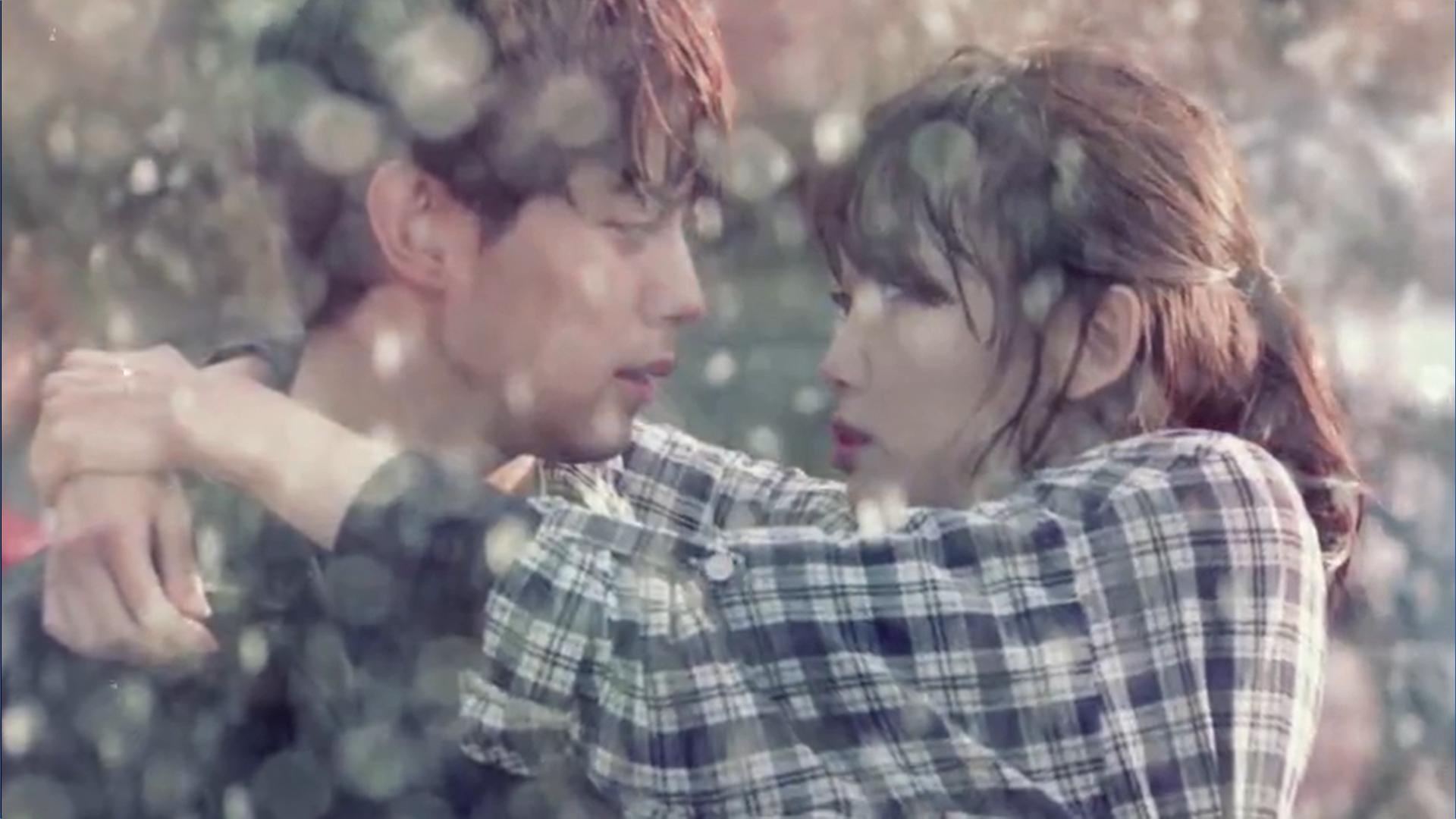 Wednesday 3:30 PM Yoon Jae-won carrying Seon Eun-woo in his arms