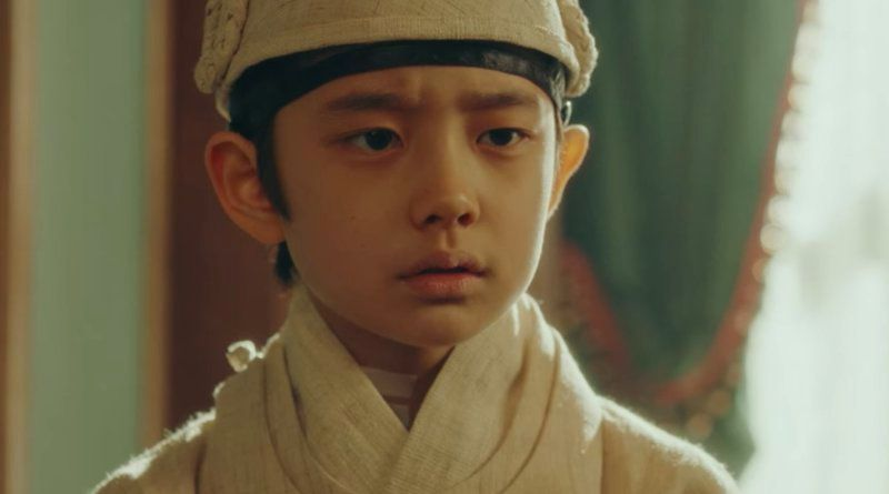 The King: Eternal Monarch King Lee Gon as young boy