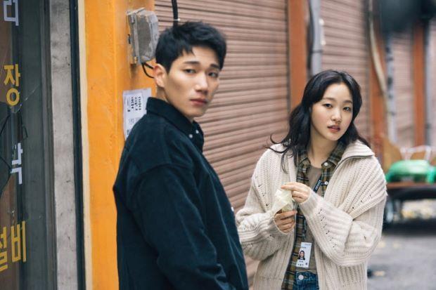 The King: Eternal Monarch Lieutenant Jung Tae-eul and Kang Shin-jae working together