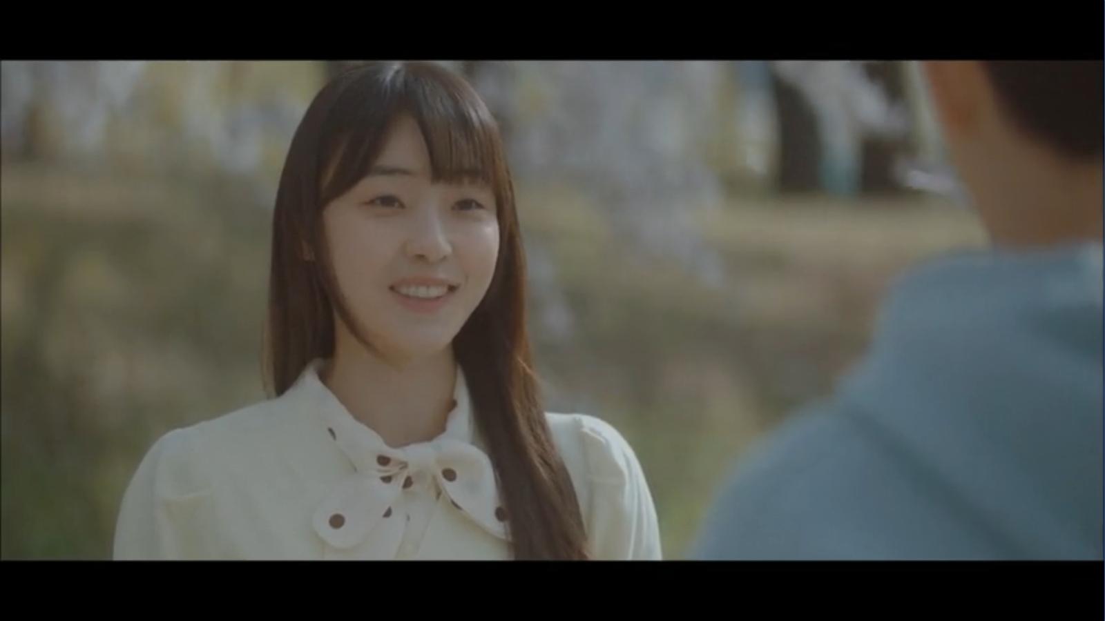 When My Love Blooms Episode 2 Han Jae-hyeon and Yoon Ji-soo talking