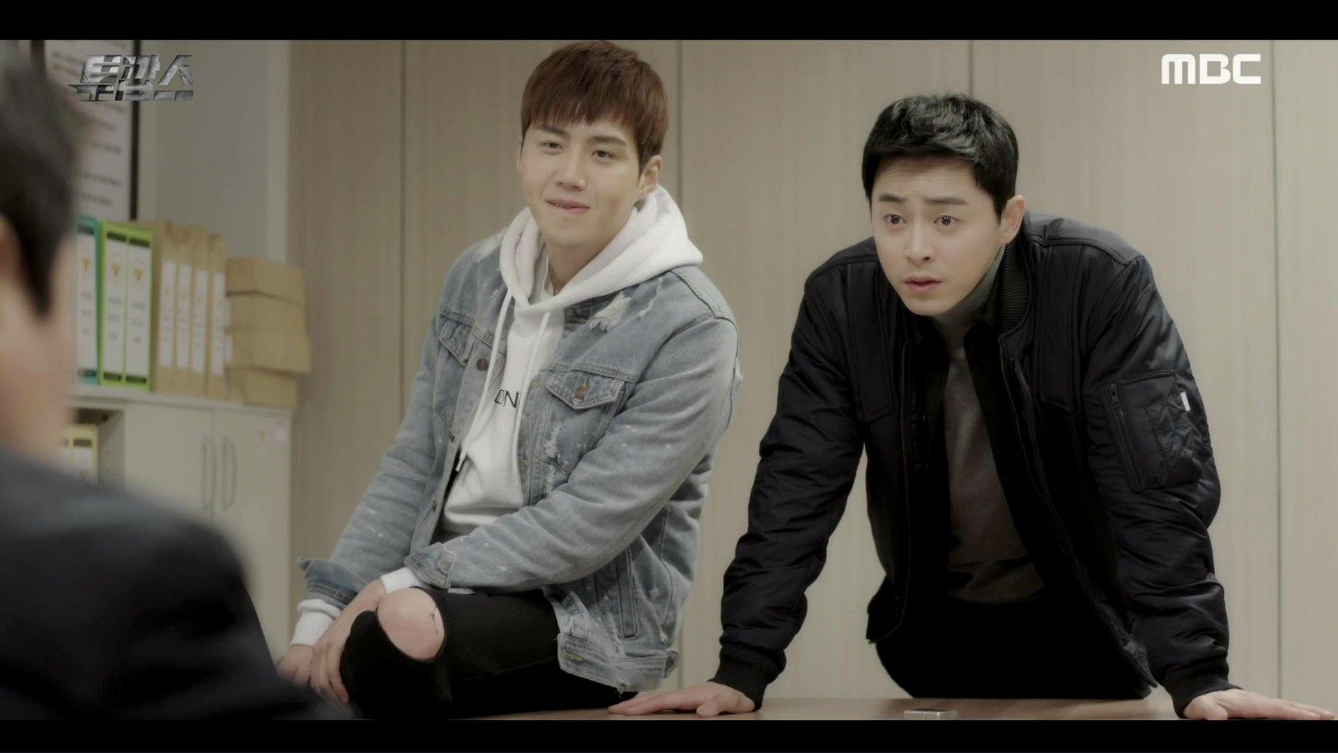 Two Cops, Kim Seon-ho, Gong Soo-chang, Cha Don-tak, Jo Jung-suk, K-drama