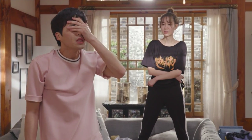 You Drive Me Crazy, Kim Rae-wan, Kim Seon-ho, Han Eun-sung, Lee Yoo-young, K-drama