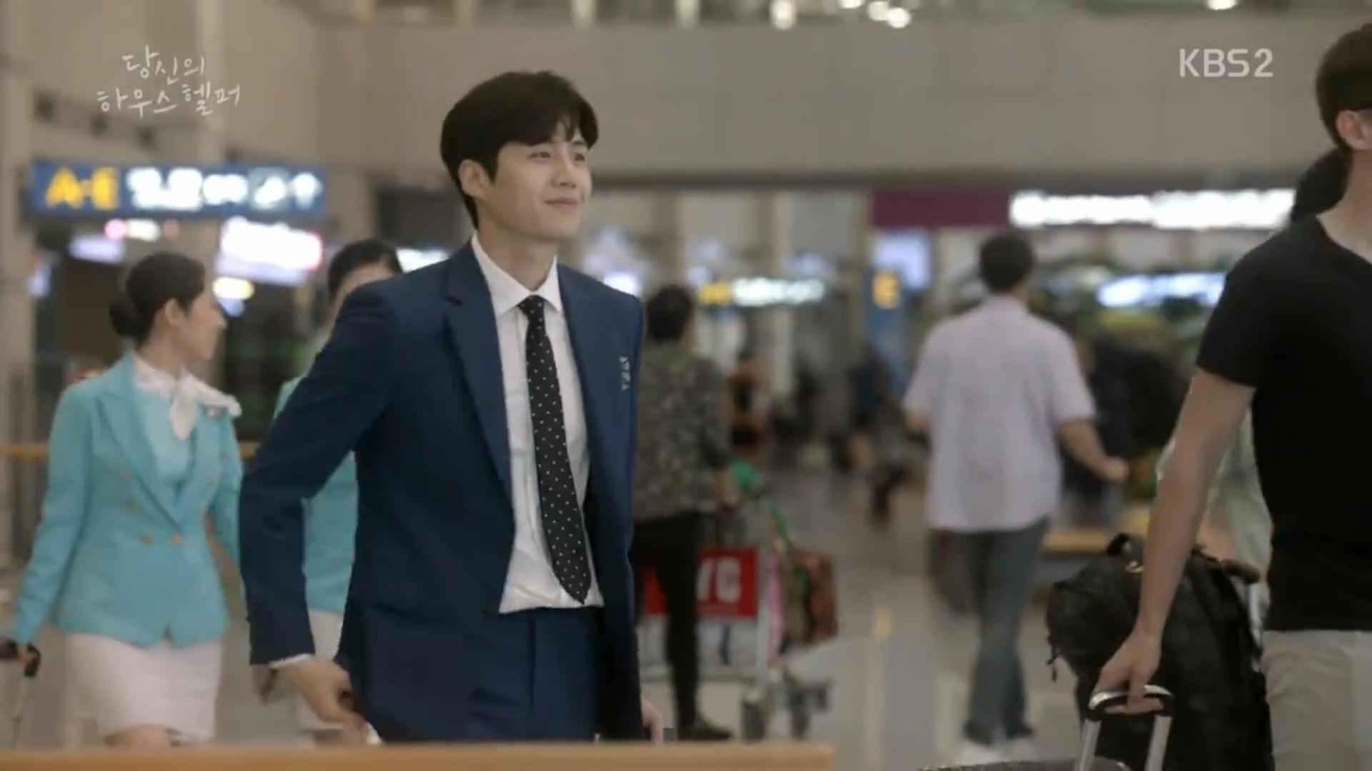 Your House Helper, Kim Seon-ho, Yong-joon, cameo, K-drama